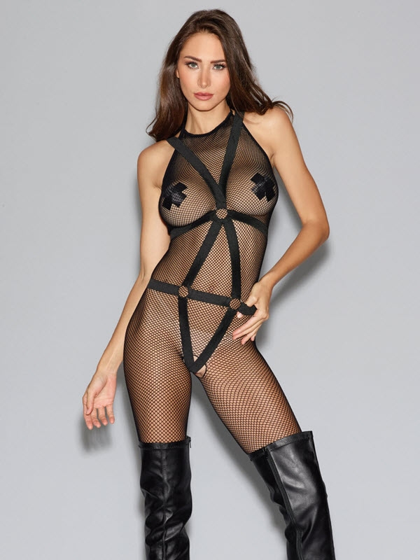 Bodystockings (Catsuits)