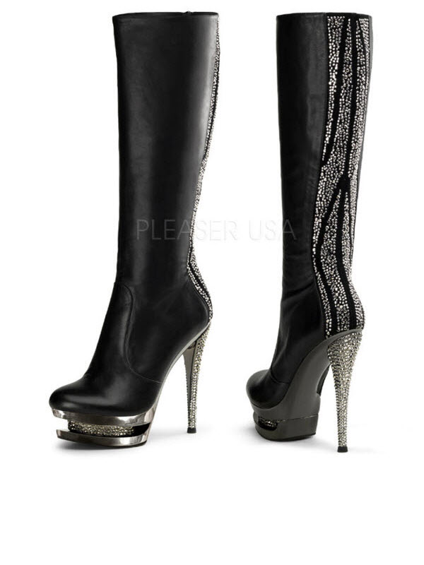 Stiefel kniehoch