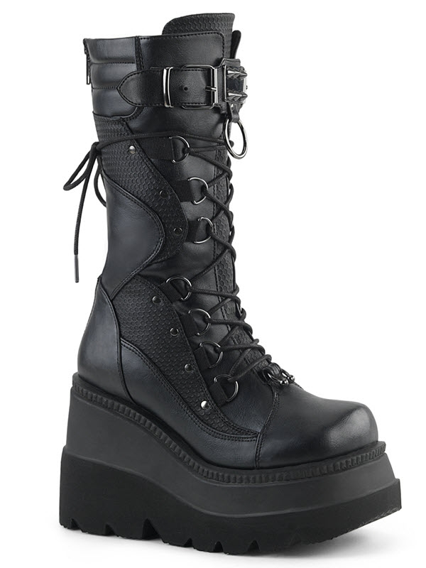 Klobige Festival-Schuhe & Stiefel