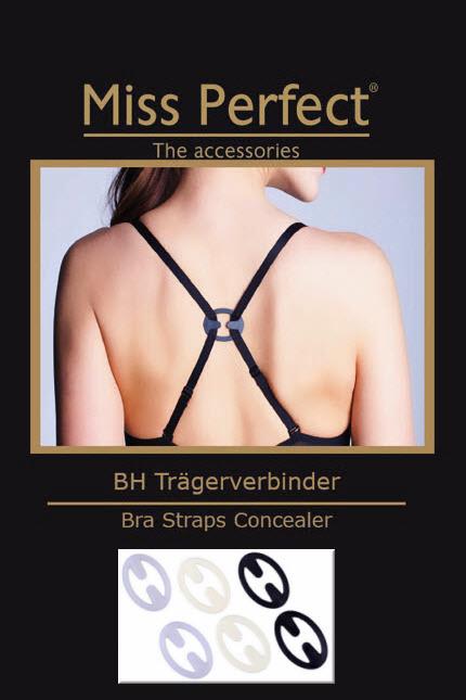 Image of BH Trägerverbinder Clips, in 3 Farben