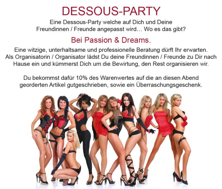 Dessous-Party